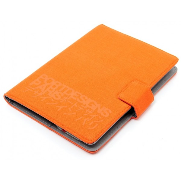 *PORT KOBE UNIVERSAL TAB CASE 7 ORANGE