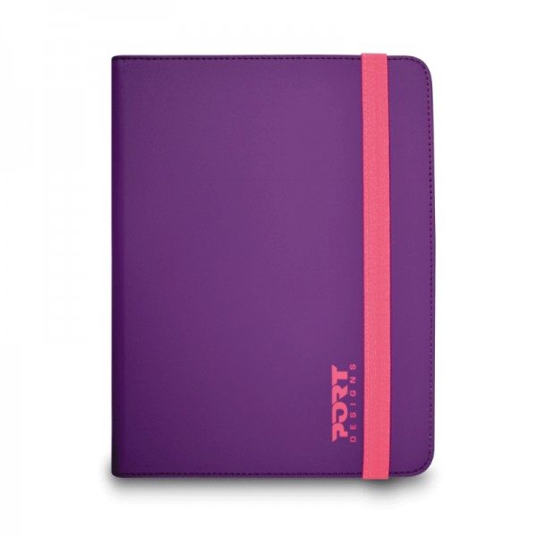 PORT NOUMEA UNIVERSAL TAB CASE 9/10 PURPLE