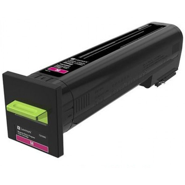 LEXMARK 24B6718 MAGENTA CARTRIDGE
