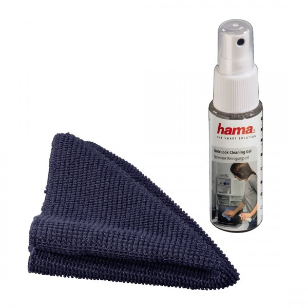 HAMA - TOUCH SCREEN CLEANER 125ML 20 X 20CM CLEANI...
