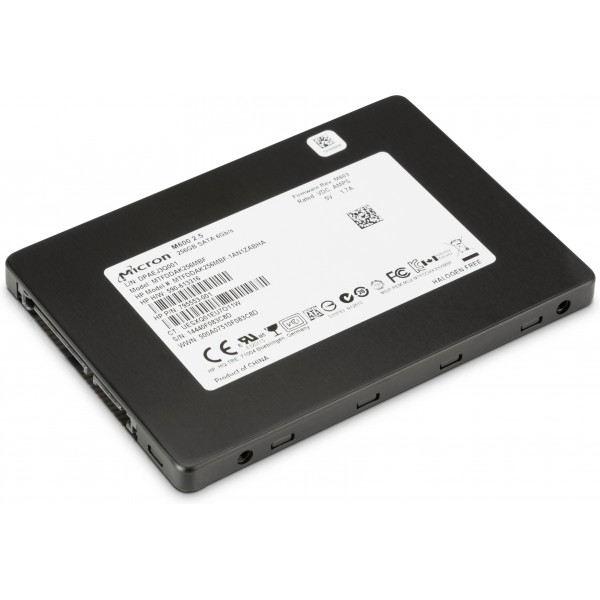 HP 256GB SED TLC SATA-3 M.2 SSD