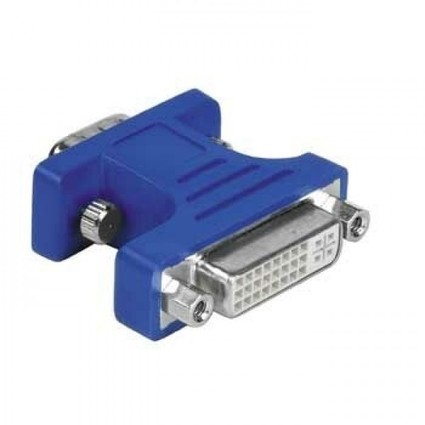 HAMA - DVI ADAPTER VGA PLUG - DVI SOCKET GOLD PLAT...