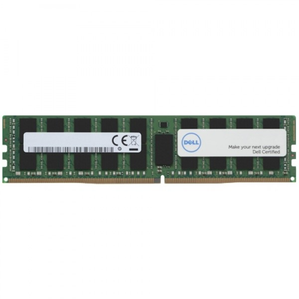 Dell 16GB Certified Memory Module - 2RX8 UDIMM 240...