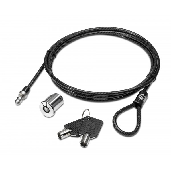 HP Docking Station Cable Lock (EMEA documentation)