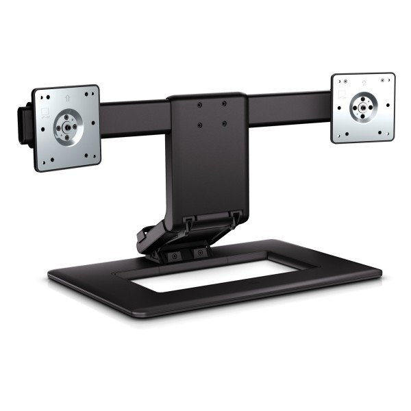 HP Adjustable Dual Monitor Stand (EMEA documentati...