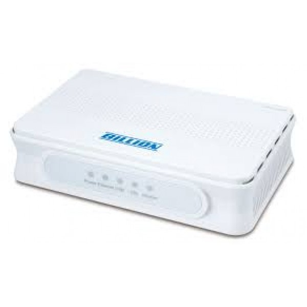 WSL BILLION B-5210SWIRED ADSL2+ MODEM ROUTER / 1X ...