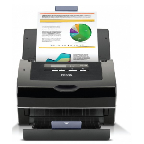 Epson GT-S85 A4 sheetfed Scanner 40 ppm 3000 pages...