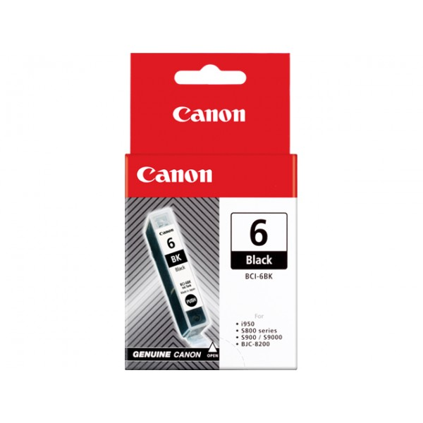 CANON - INK BLACK - BJC-8200 / S-800 / 820 / 820D ...