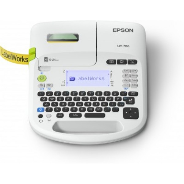 EPSON - LABELWORKS - LW-700 (QWERTY) (6/9/12/18 OR...