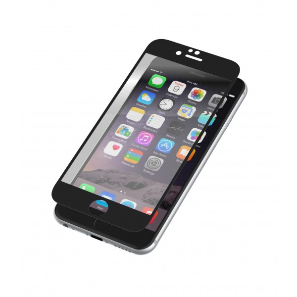 INVISIBLESHIELD GLASS LUXE IPHONE 6/6S - BLACK