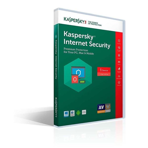 Kaspersky Internet Security Multi Device 2018 2 Us...