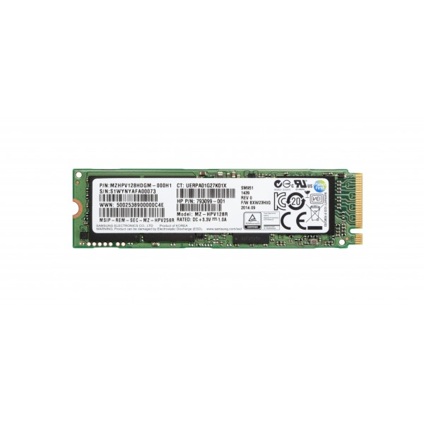 HP 1TB PCIe 3x4 NVMe DS SSD (2280)