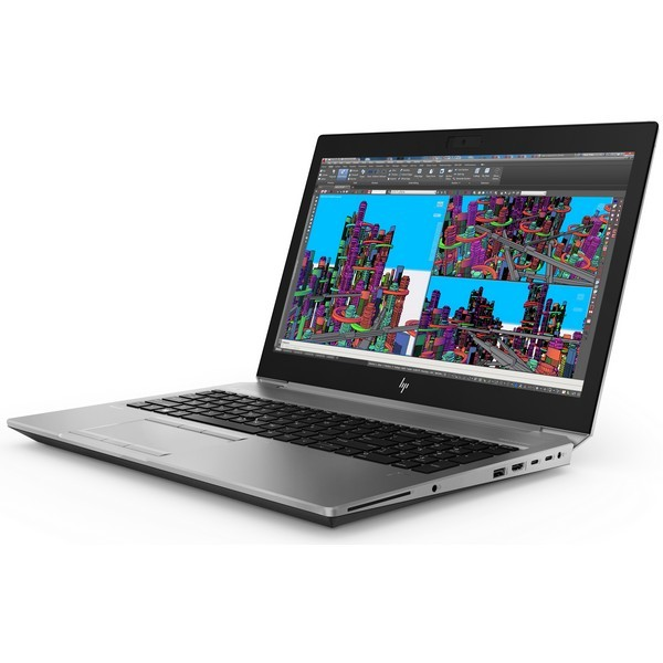 ZBOOK 15u G5 Intel Core i7-8550U 15.6 FHD LED AMD ...