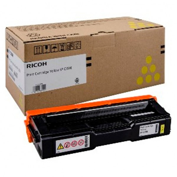 Ricoh 407546. Colour toner page yield: 1600 pages,...