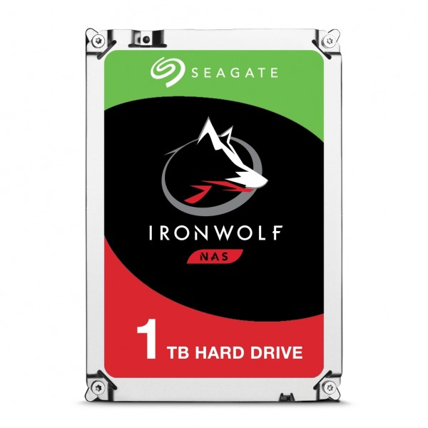 """Seagate IronWolf ST1000VN002. HDD size: 3.5"""",..."""