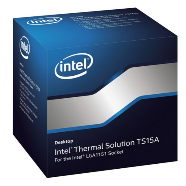 Intel BXTS15A. Suitable for: Processor, Type: Cool...