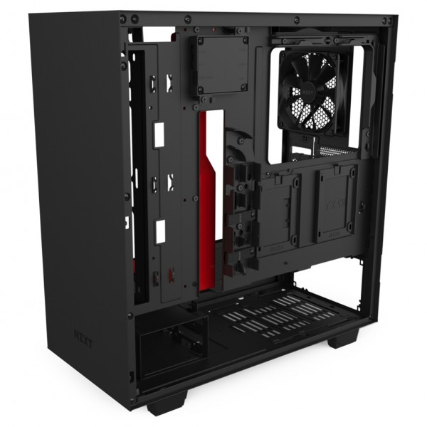 NZXT H510i. Form factor: Midi Tower, Type: PC, Mat...