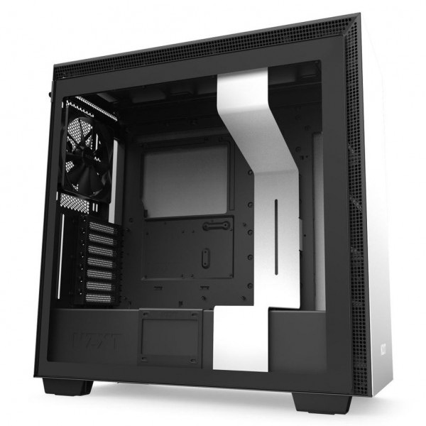 NZXT H710. Form factor: Midi Tower, Type: PC, Mate...