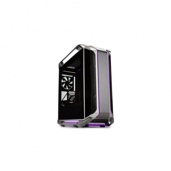 Cooler Master Cosmos C700M XL-ATX; Black and Silve...