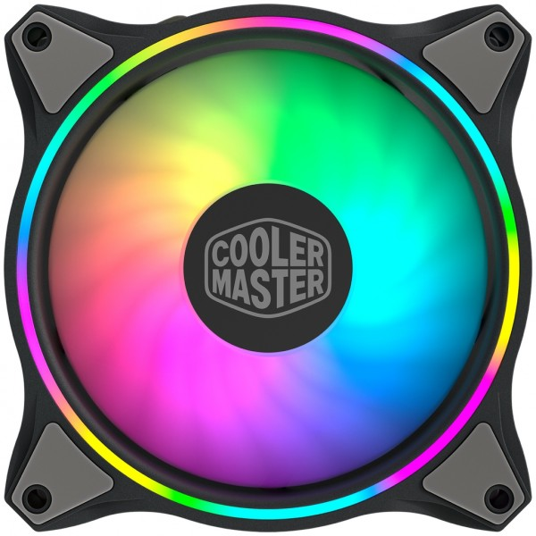 Cooler Master MasterFan MF120 Halo 3in1. Suitable ...