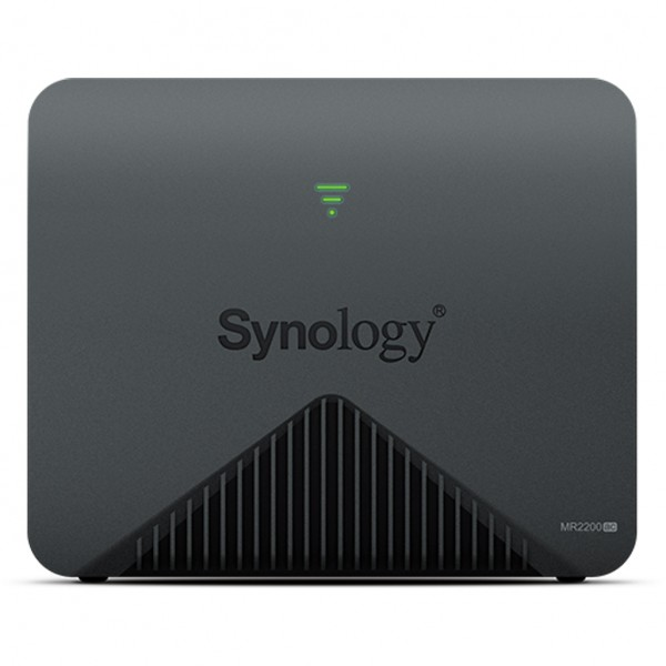 Synology MR2200AC. WAN connection type: RJ-45. Wi-...