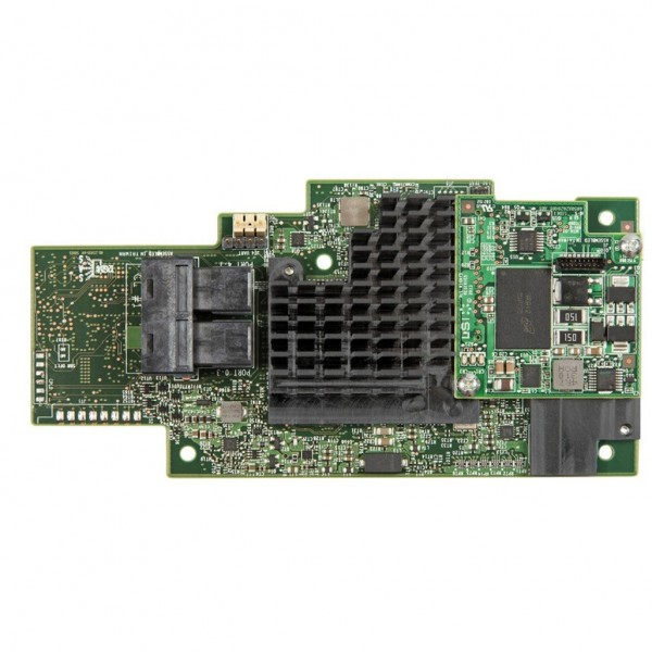Intel RMS3CC040. Supported storage drive interface...