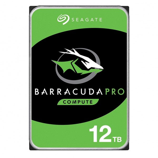 Seagate Barracuda ST12000DM0007. HDD size: 3.5&quo...