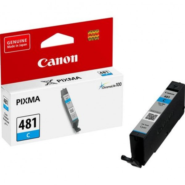 CANON CLI-481 C - CYAN - 304 pages @ 5%