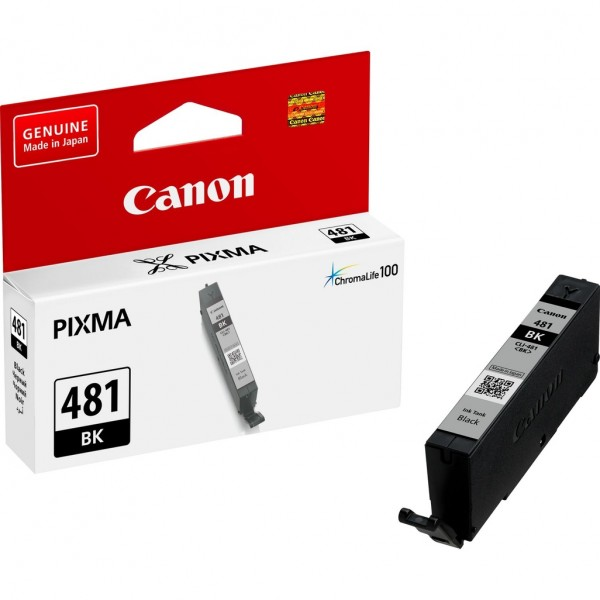 CANON CLI-481 BK - BLACK - 1105 pages @ 5%