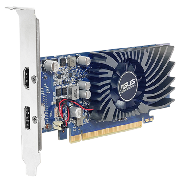 ASUS GT1030-2G-BRK. Graphics processor family: NVI...