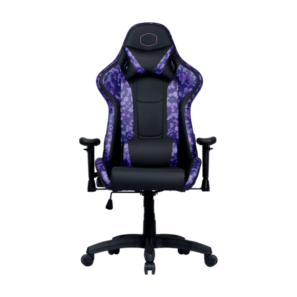 Cooler Master Caliber R1S Gaming Chair; Purple Cam...