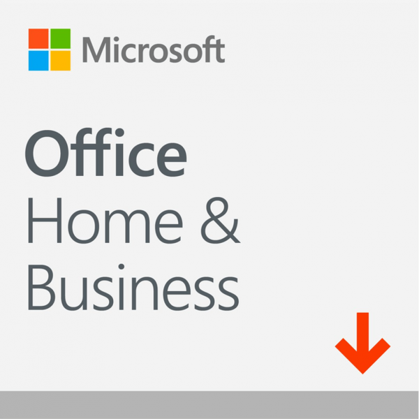 Microsoft Office 2019 Home & Business - Electr...