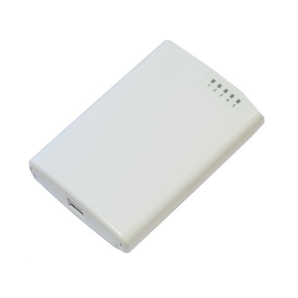 MikroTik Outdoor POE Router | RB750P-PBr2