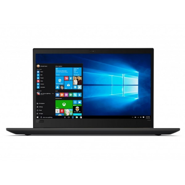 Lenovo ThinkPad P52s Intel Core i7-8550U 16GB DDR4...