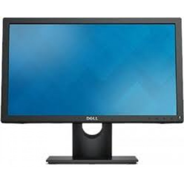 E1916He Black LED Monitor (1366 x 768) VGA DP - Ti...