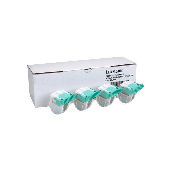 LEXMARK Saddle Staple Cartridges C935 / C950de / X...