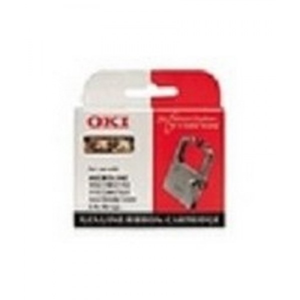 OKI Black Ribbon Non-EU 6300