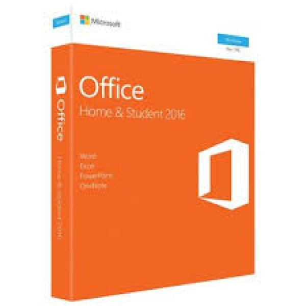 Office Home and Student 2016 Medialess - FPP - P2 ...