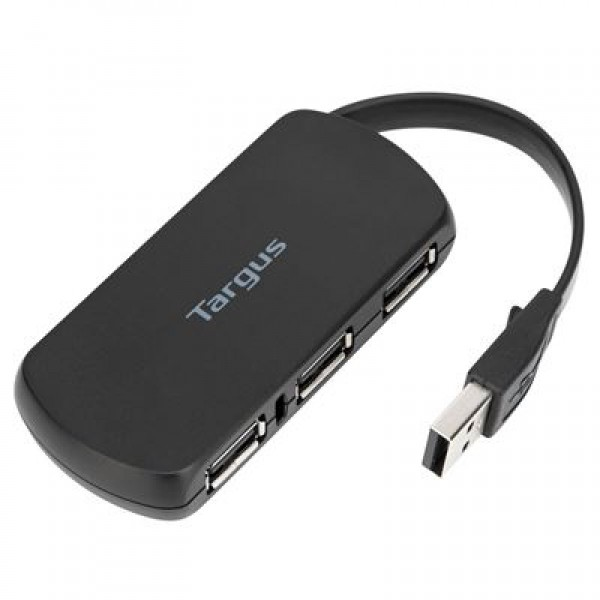 TARGUS - 4 PORT USB 2.0 NEW REPLACEMENT MODEL FOR ...