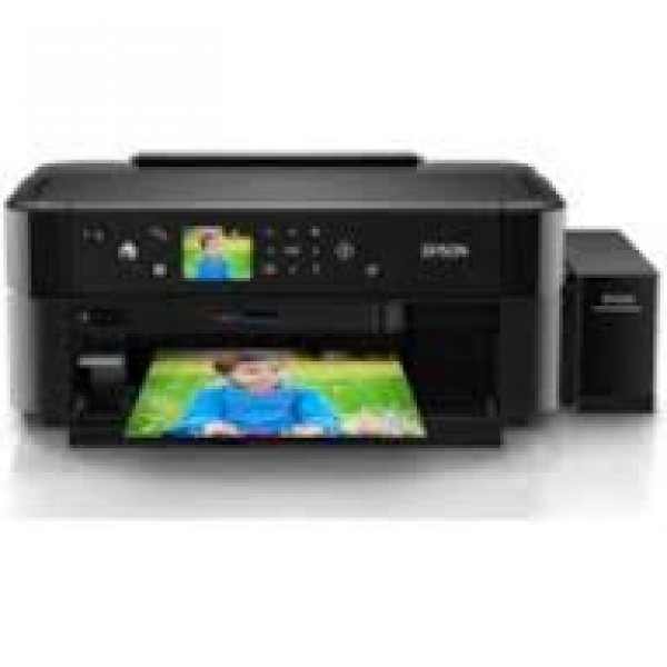 Epson L810 A4 Single Function Inkjet Printer LCD T...