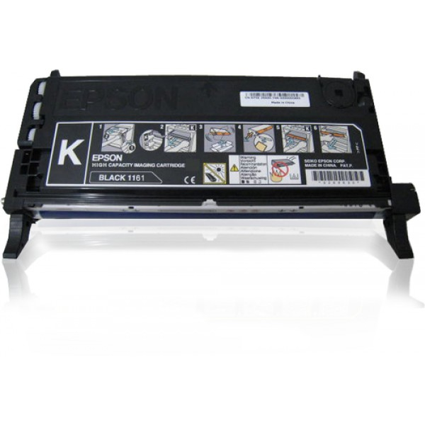 EPSON - TONER - BLACK - C2800 - (HIGH YIELD)