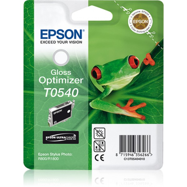 EPSON - INK - T0540 - GLOSS OPTIMIZER - FROG - STY...