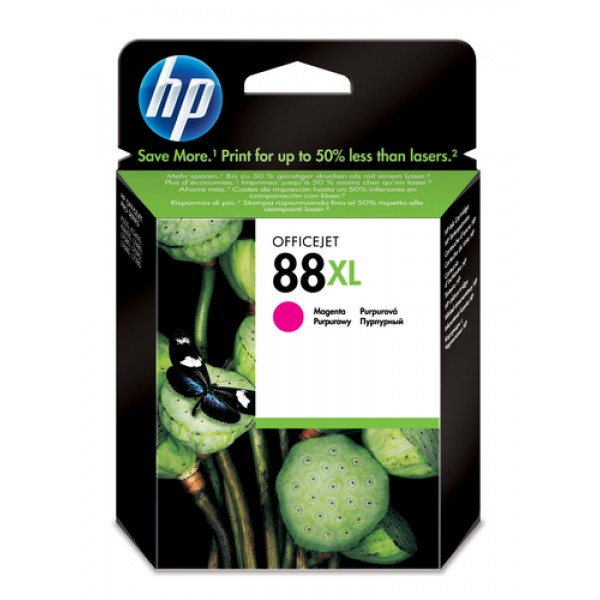 HP # 88 LARGE MAGENTA INK CARTRIDGE