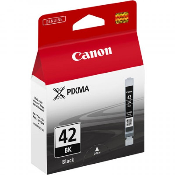 CANON - INK BLACK PRO - 100 (YIELD BASED ON A 10 X...