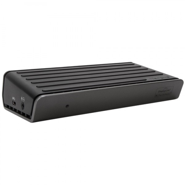 TARGUS - DUAL 4K DOCKING STATION WITH POWER BLACK