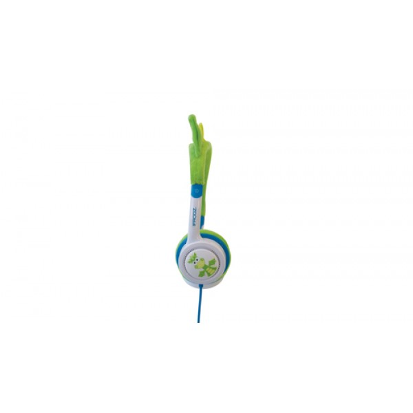 ZAGG - LITTLE ROCKERZ COSTUME - HEADPHONES - GREEN...