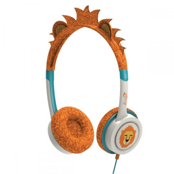 ZAGG - LITTLE ROCKERZ COSTUME - HEADPHONES - ORANG...