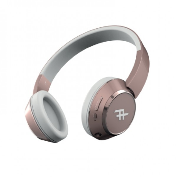 IFROGZ CODA WIRELESS HEADPHONE - ROSE GOLD