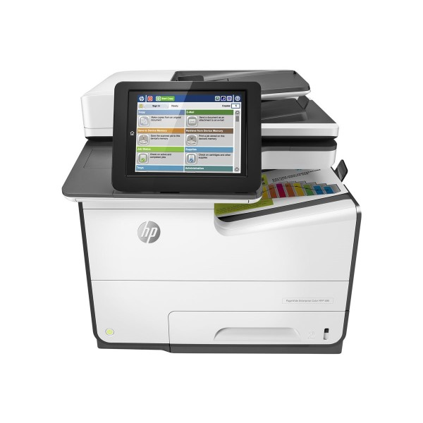 HP PageWide Managed Colour MFP E58650dn Printer