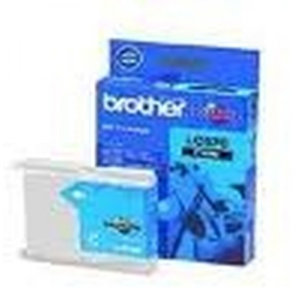 BROTHER CYAN INK CARTRIDGE - MFC240C / DCP130C - (...